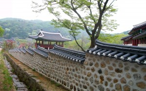 At Namhan mountain fortress in Gwangju, Gyeonggi province.