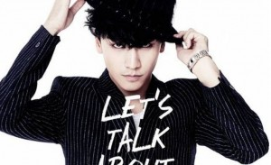 "Seungri from his album ""Let's Talk About Love."" Dude, we can talk about anything you want. Photo courtesy of 24-7kpop.com."