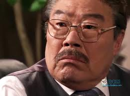 Typical grandfather, as portrayed in Korean soaps.
