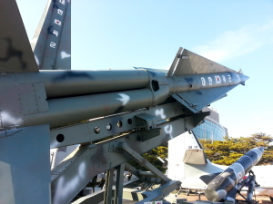ROK army missiles.