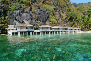 El Nido in Palawan, Philippines. Courtesy of thetravelen.com