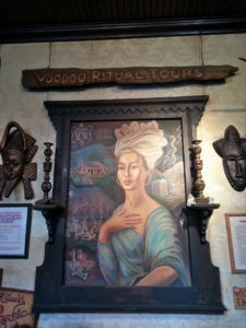 The Voodoo Queen of New Orleans, Marie Laveau.
